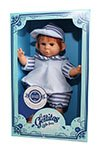 Gestitos Little face doll - Boy Peaked cap