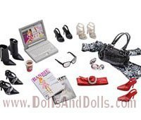 Accessories Barbie Basics R9930