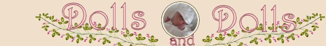 Dolls And Dolls - - La newborn 18541 (girl)
