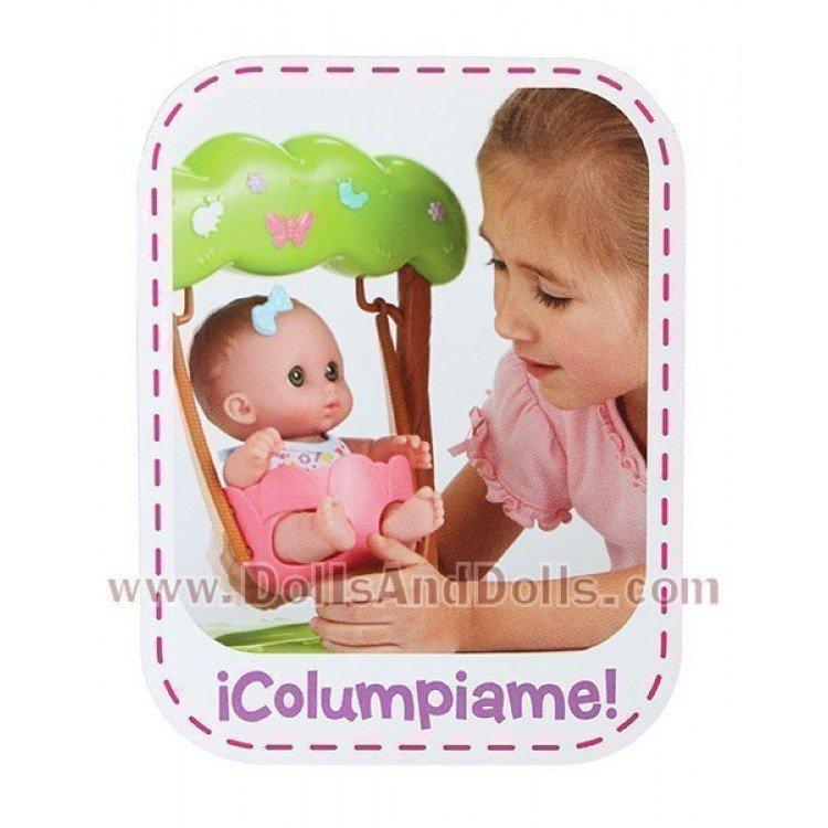Designed by Berenguer - Lil' Cutesies - Muñeca con Columpio-árbol