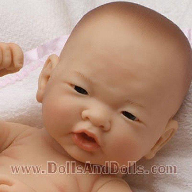 Muñeco Berenguer Boutique 36 cm - La newborn 18508V (chico) Asiático