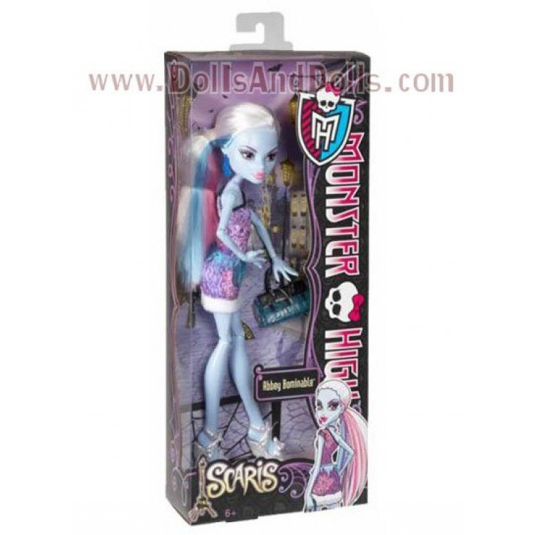 Muñeca Monster High 27 cm - Abbey Bominable Scaris
