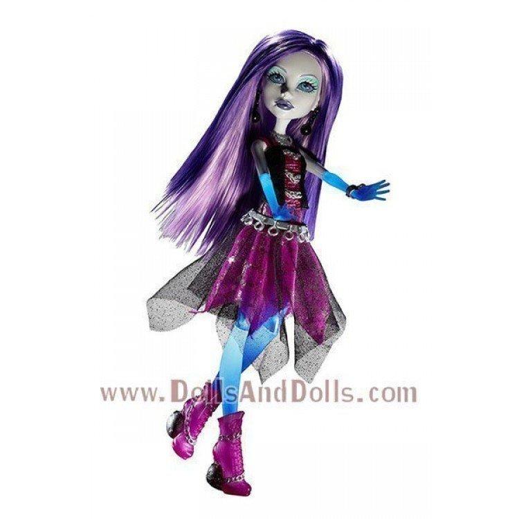 Muñeca Monster High 27 cm - Spectra Vondergeist - Más Viva que Muerta