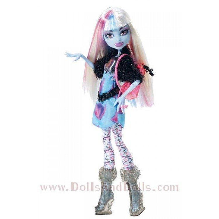 Muñeca Monster High 27 cm - Abbey Bominable