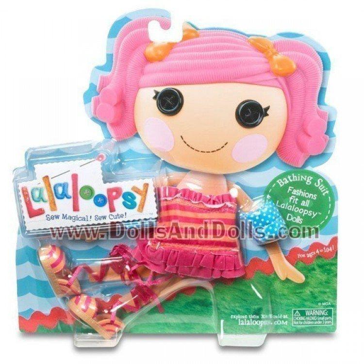 Ropa para muñecas Lalaloopsy 31 cm - Traje de baño