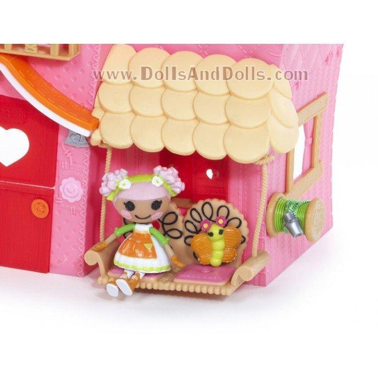 Accesorios para muñecas Mini Lalaloopsy - Casita de juegos Sew Sweet