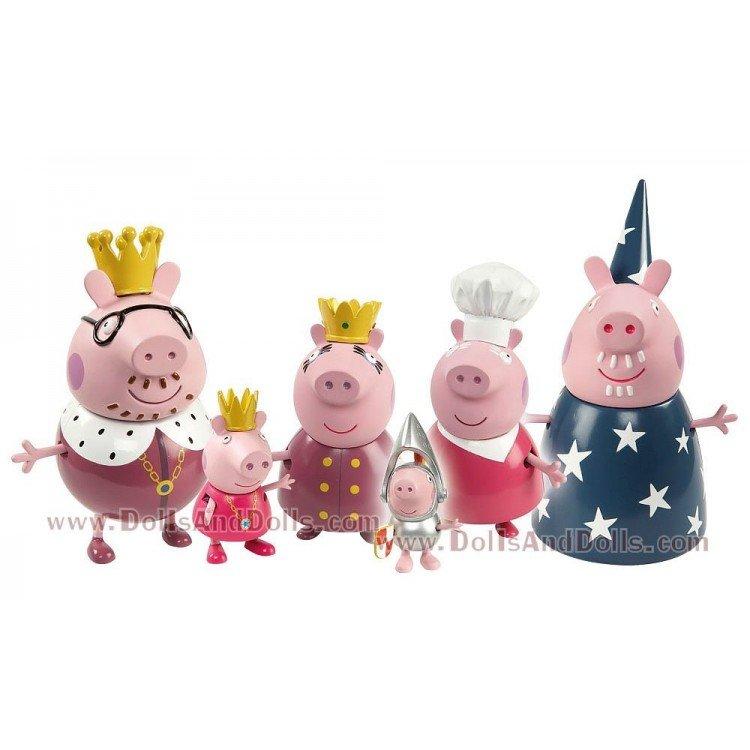 Familia Real Peppa Pig