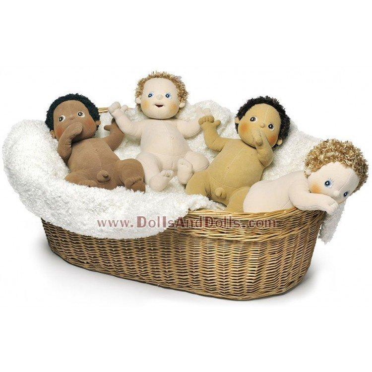 Muñeco Rubens Barn 45 cm - Rubens Baby - Max Monkey