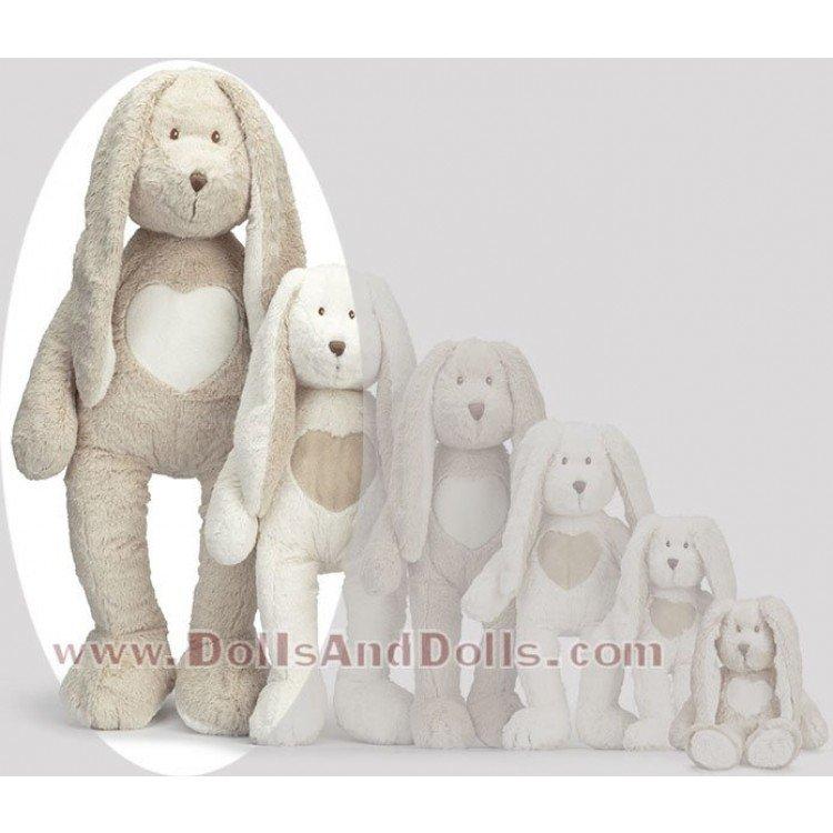 Teddy Cream - Conejo Gris - 70 cm