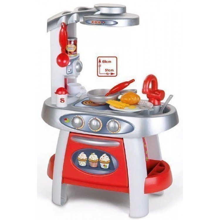 klein 9005 cocina juguete junior early steps