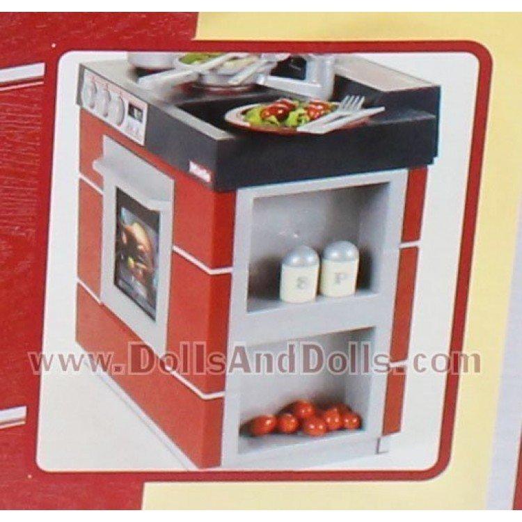 Klein 9044 cocina juguete compact miele dollsanddolls - Cocina miele juguete ...