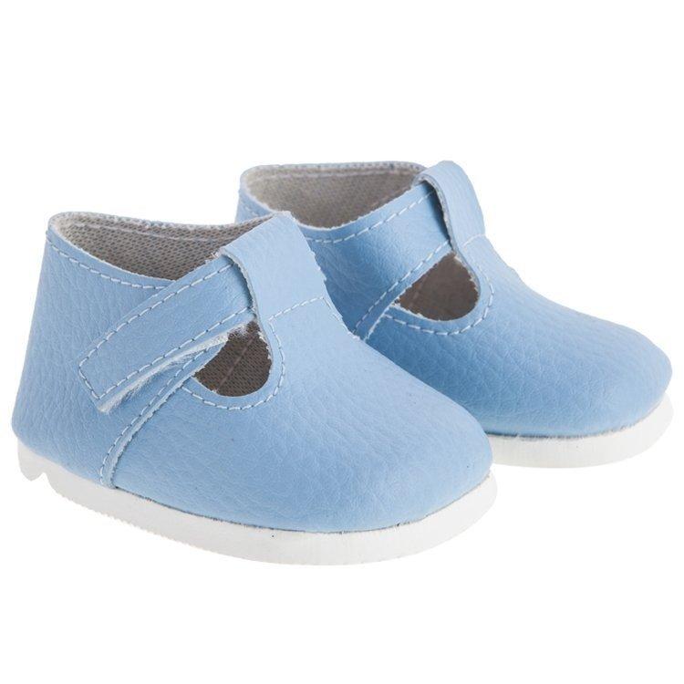 Complementos para muñecas Antonio Juan 40-42 cm - Botitas azules