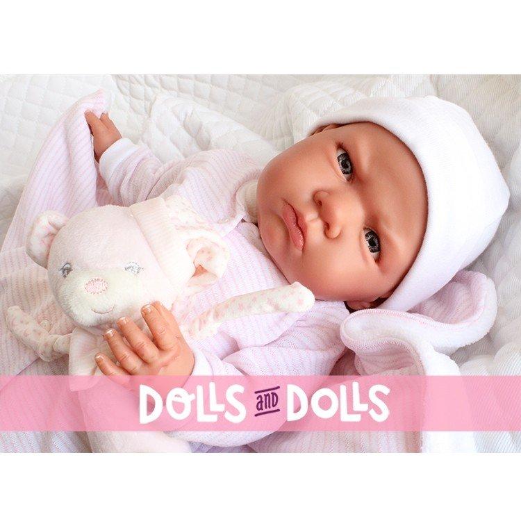 Dollsanddolls Primer 52 Rosa Muñeco Antonio Juan Mi Reborn Cm YvImf7gyb6