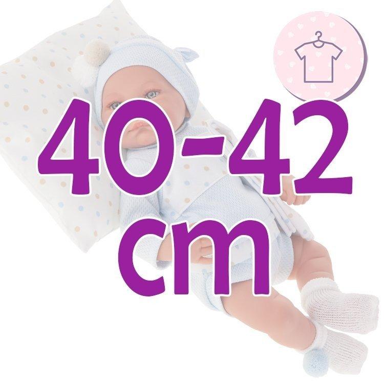 Ropa para muñecos Antonio Juan 40-42 cm - Conjunto Nico