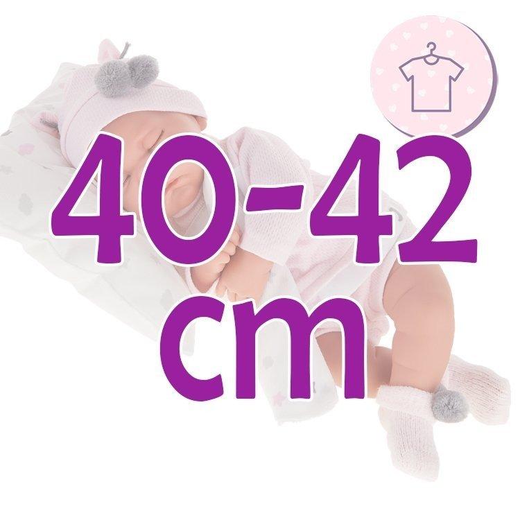 Ropa para muñecos Antonio Juan 40-42 cm - Conjunto Luna