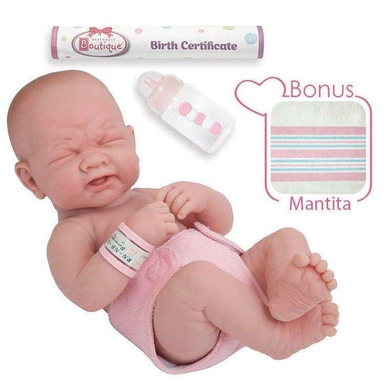 Muñeca Berenguer Boutique 36 cm - La newborn 18503 (chica)