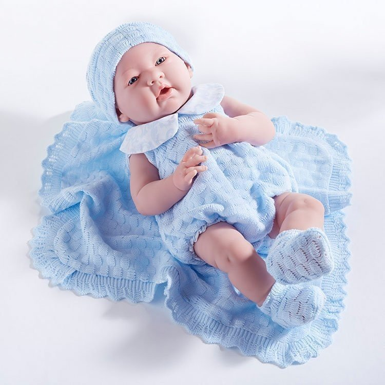 Muñeco Berenguer Boutique 38 cm - La newborn 18054 (chico)