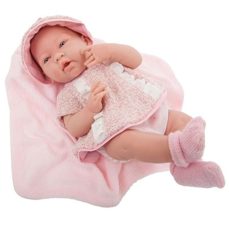 Muñeca Berenguer Boutique 38 cm - La newborn 18058 (chica)