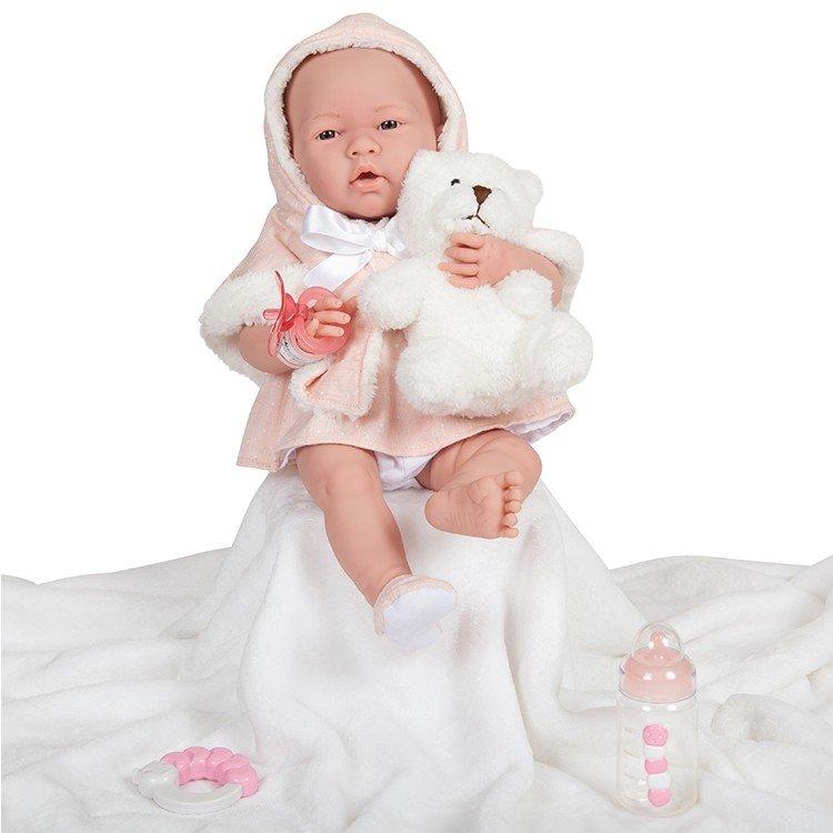 Muñeca Berenguer Boutique 38 cm - La newborn 18065 (chica)