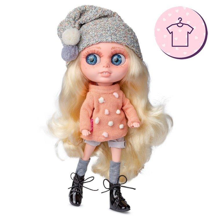 Ropa para muñecas Berjuán 32 cm - The Biggers - Vestido Chrissy Collins