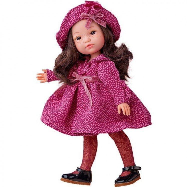 Muñeca Berjuán 35 cm - Boutique dolls - Fashion Girl Morena