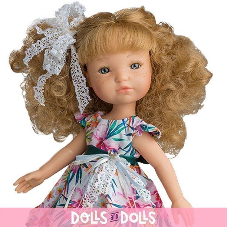 Muñeca Berjuán 35 cm - Boutique dolls - Fashion Girl Rubia