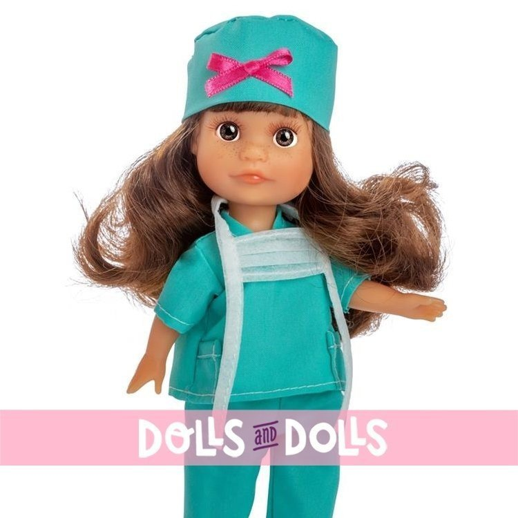 Muñeca Berjuan 22 cm - Boutique dolls - Luci doctora