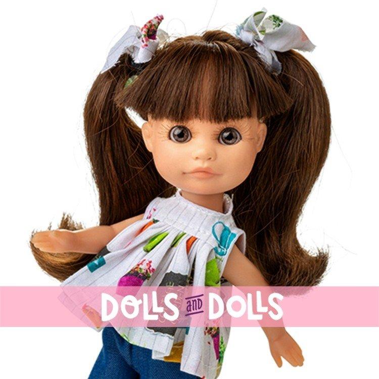 Muñeca Berjuán 22 cm - Boutique dolls - Luci con conjunto vaquero