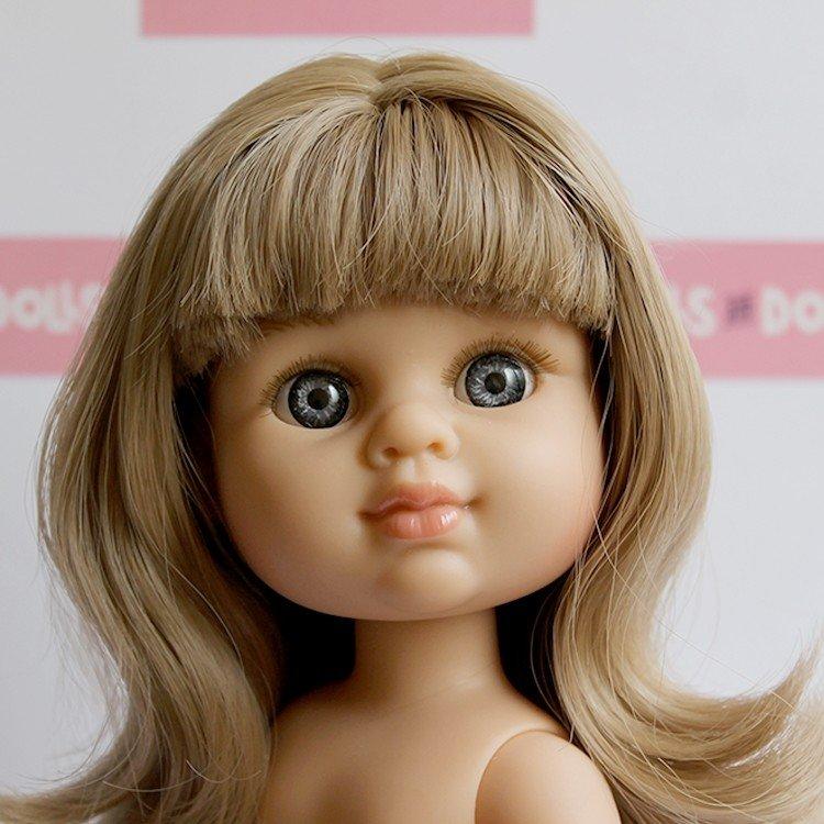 Muñeca Berjuán 35 cm - Boutique dolls - My Girl rubia sin ropa