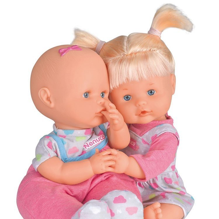 Muñecos Nenuco 35 cm - Nenuco y su hermanita