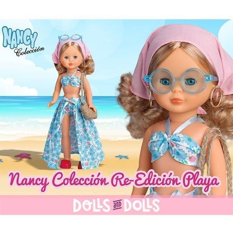 Muñeca Nancy colección 41 cm - Playa / Re-edición 2017