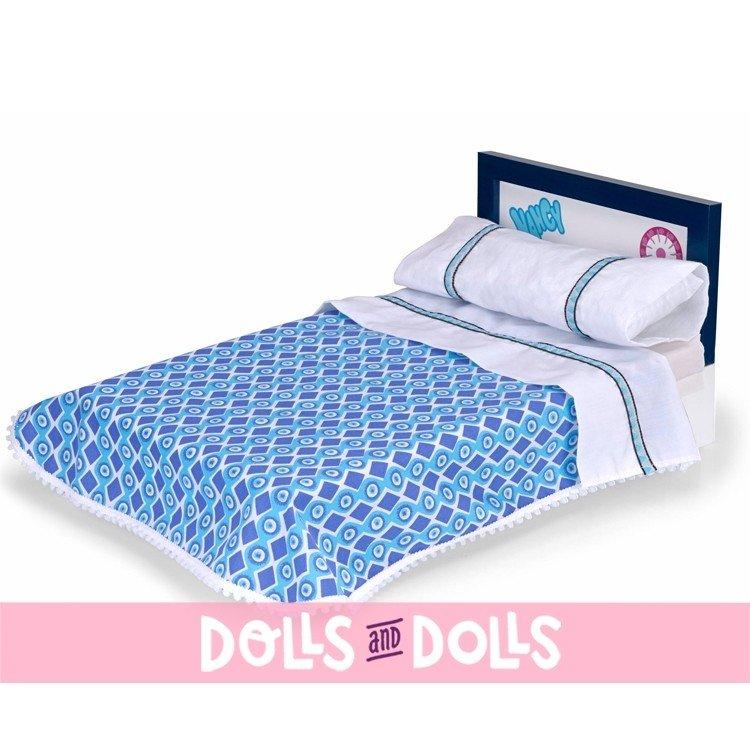 Complementos para muñecas Nancy 41 cm - Nancy Colección y su cama / Re-edición 2016