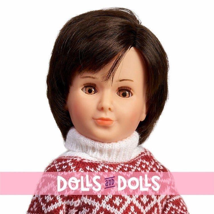 Muñeca Nancy colección 41 cm - Lucas / Re-edición 2019