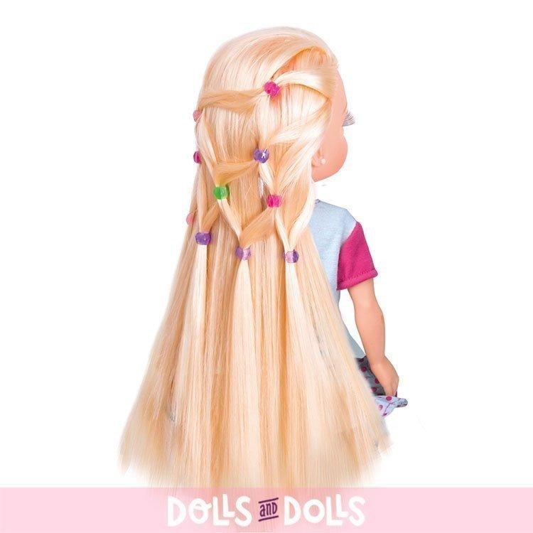 Complementos para muñeca Nancy 43 cm - Un día peinando a Nancy