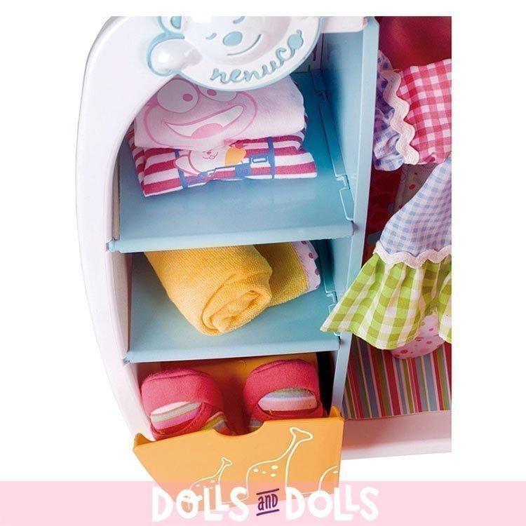 Complementos para mu ecas nenuco armario dollsanddolls - Complementos para armarios ...