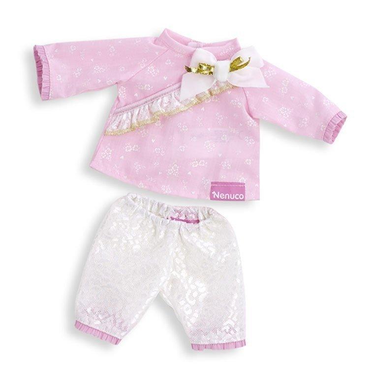 Ropa para muñeco Nenuco 35 cm - Ropa princesa Cuca - Pijama
