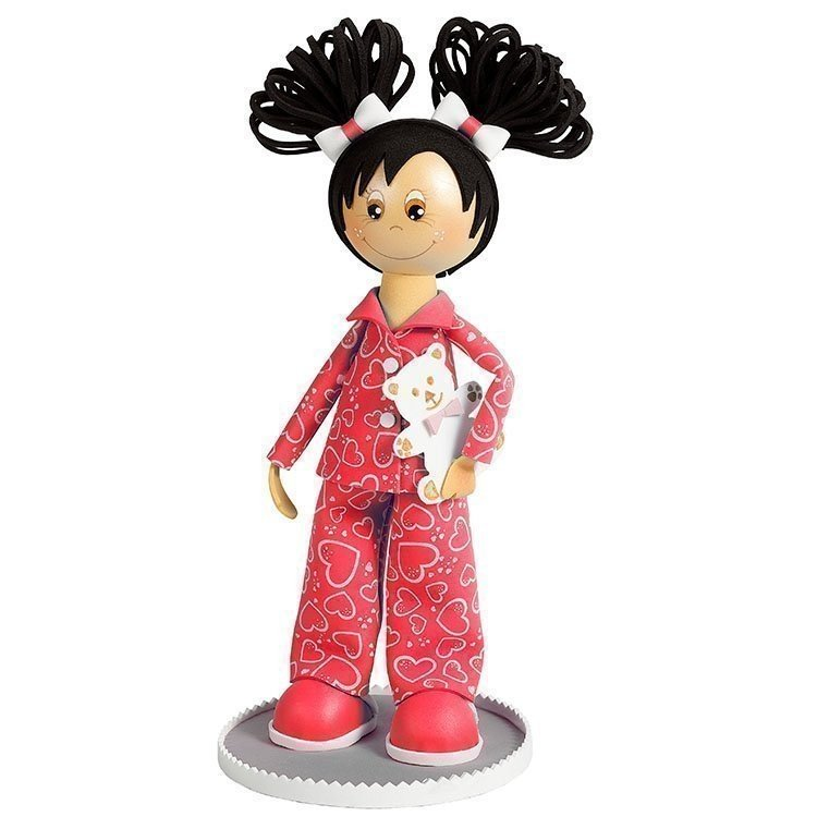Kit de montaje Fofucha - Pijama