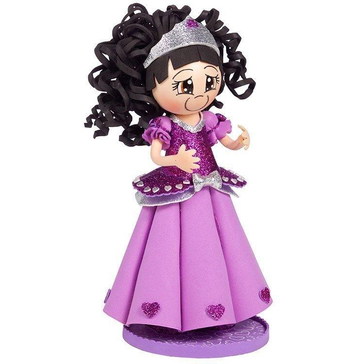 Kit de montaje Fofucha - Princesa