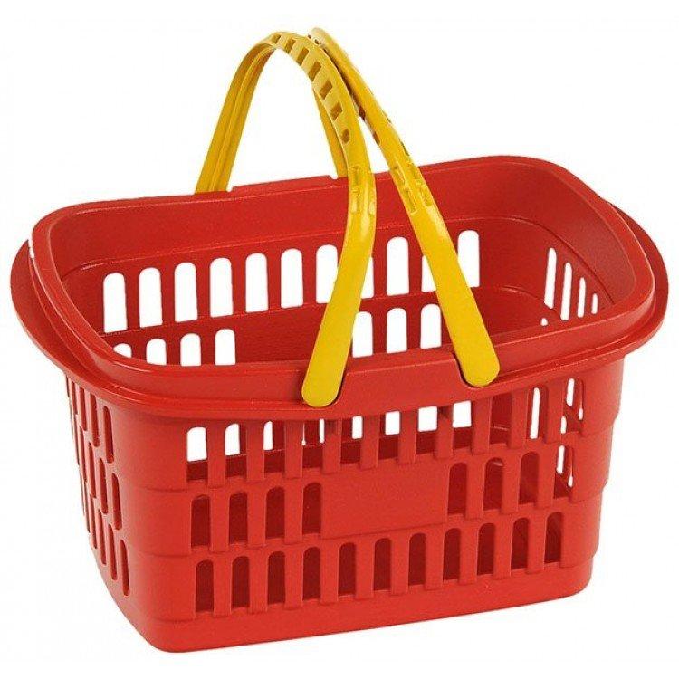 Klein 9692 - Cesta de la compra juguete