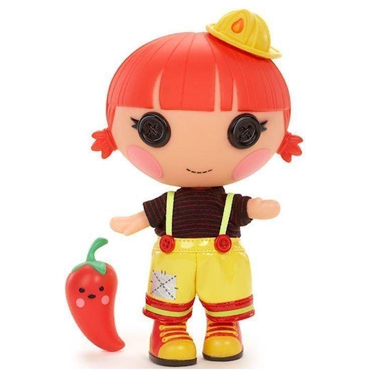 Muñeca Lalaloopsy 18 cm - Little Red Fiery Flame