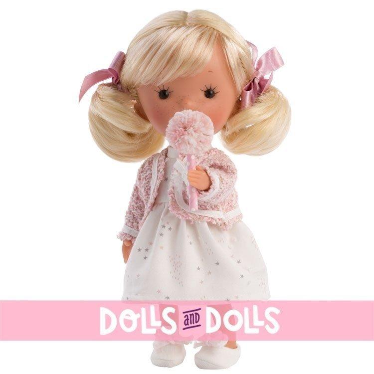 Muñeca Llorens 26 cm - Miss Minis - Miss Lilly Queen