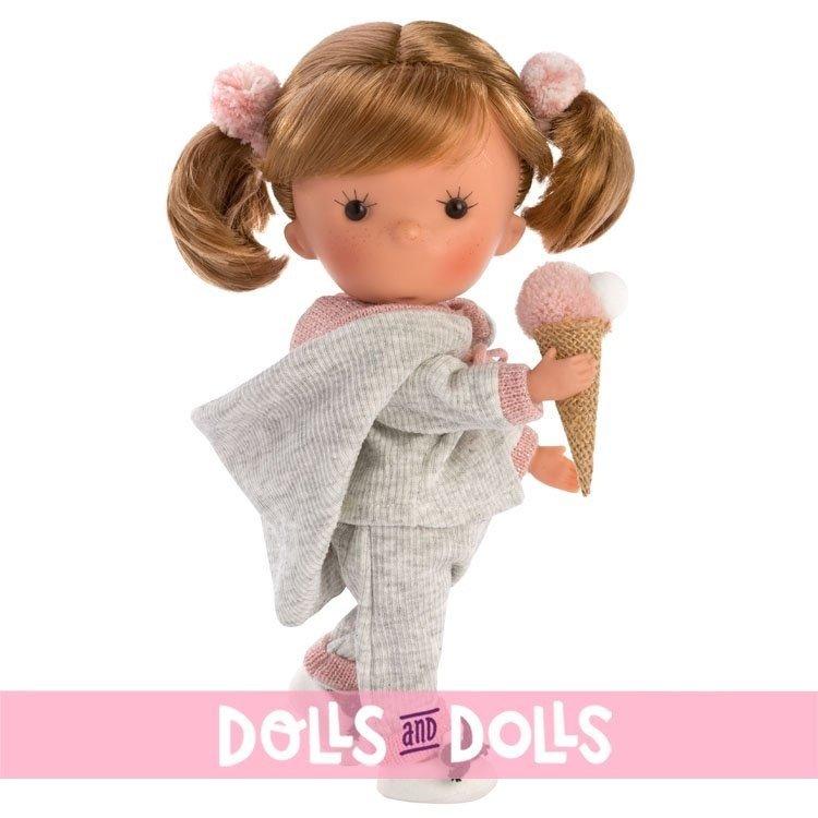 Muñeca Llorens 26 cm - Miss Minis - Miss Pisi Pink