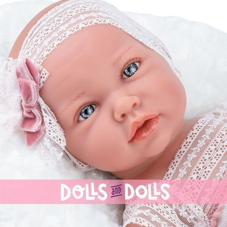 Muñeca Marina & Pau 45 cm - Ane Baby Rosé