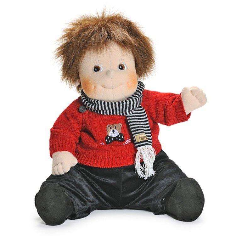 Ropa para muñecos Rubens Barn 50 cm - Rubens Barn Original - Conjunto Teddy