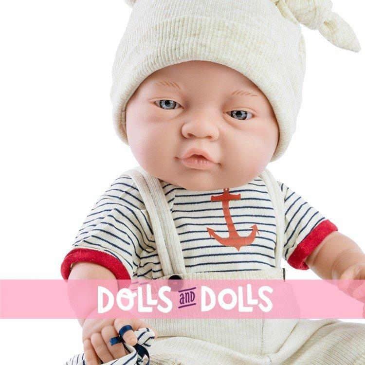 Muñeco Paola Reina 45 cm - Bebito marinero
