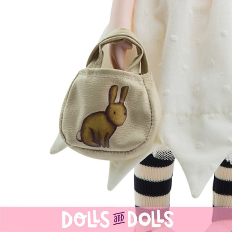 Muñeca Paola Reina 32 cm - Gorjuss de Santoro - I Love You Little Rabbit