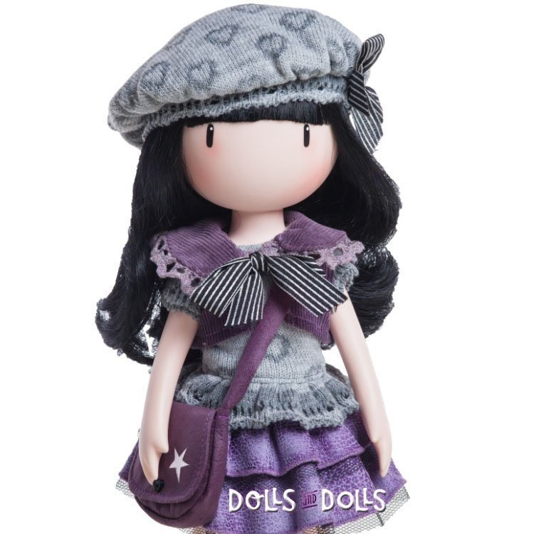 Muñeca Paola Reina 32 cm - Gorjuss de Santoro - Little Violet
