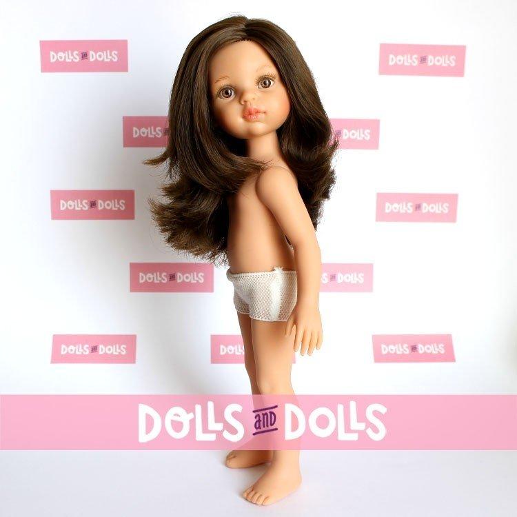 Muñeca Paola Reina 32 cm - Las Amigas - Lola sin ropa