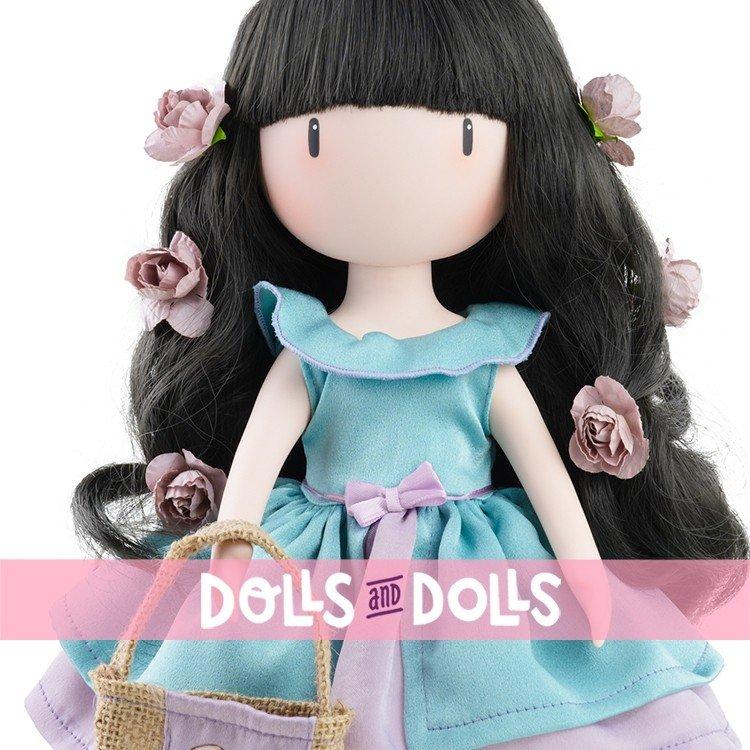 Muñeca Paola Reina 32 cm - Gorjuss de Santoro - Rosebud