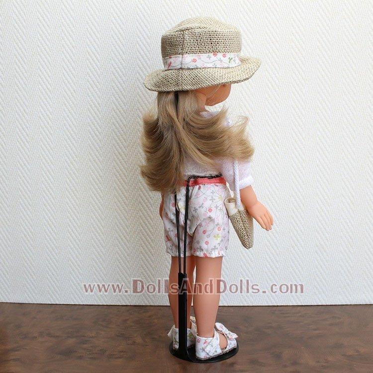 Peana metálica 2175 color negro para muñecos tipo Ken Amigas Lesly Cheries Geyperman ActionMan